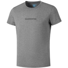 Shimano Yara Tech Tee Men, grey
